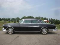 1955 Imperial Luxury Four Door with 65,800 MILES!