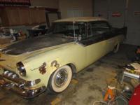1955 Dodge Custom Lancer 4DR HT ..Project ..Odometer