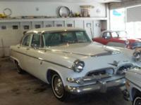 Very sharp 1955 Dodge Custom Royal with a Hemi V-8
