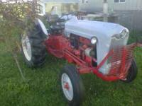 1955 Ford 800 Series Tractor Asking 2750.00 for it.