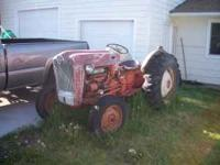 good old tractor , i have had this tractor since 1975