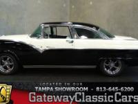 Stock #574-TPA 1955 Ford Crown Victoria  $45,595