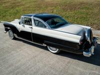 This 1955 Ford Crown Victoria has a 312 C.I. Y-Block