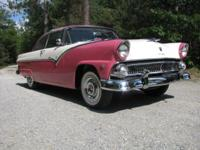 For Sale: 1955 Ford Crown Victoria all original color,