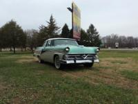 1955 Ford Meteor Rideau Crown Victoria V-8 272