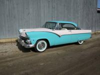 1955 Ford Fairlane 2DR Frame Off Restoration Custom