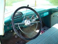 I am posting this car for my son, A 1955 ford Fairlane
