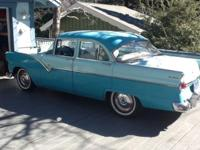 1955 Ford Fairlane Town Sedan A True Survivor invested
