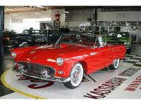 Beautifully Restored 1955 Ford Thunderbird Both Tops -