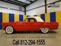 1955 Ford Thunderbird -NUMBERS MATCHING- This stunning