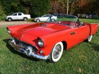 1955 Ford Thunderbird ..Frame Off Restoration 2001