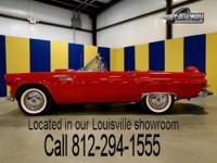 1955 Ford Thunderbird Convertible for sale in our