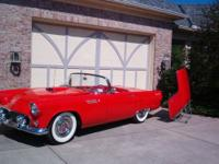 1955 Ford Thunderbird ..Matching #'s ..Beautiful Car