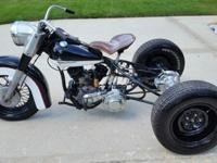 This a 1955 Police Special Servi Car. It was found just
