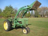 Serial Number 6055954 JD 60 runs good, doesn`t smoke.