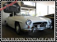 1955 Mercedes Benz 190SL Brand new $9,000 engine.