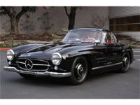 1955 Mercedes 300 SL GULLWING Chassis No. 6 Engine No.