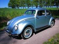 1955 Volkswagen Beetle Classic Beautiful RestoMod.