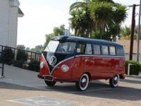 1955 Standard KOMBI  Model Barn door, bus that in my