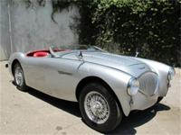1956 Austin-Healey 100-4 BN2 This is a nice, 1956