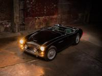 Austin Healey has become synonymous with classic