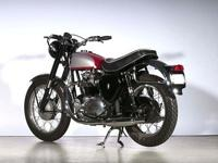 1956 BSA Road Rocket A10 This bike is being sold out of