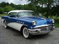This is a beautiful, mostly original 1956 Buick Century