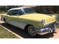 Year:1956 Make:Buick Model:Super Exterior Color:Yellow