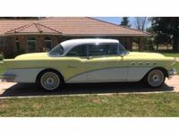 Year : 1956 Make : Buick Model : Super Exterior Color :