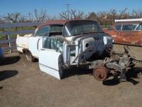 Parts car, clean body, not rusted, doors, seats, deck