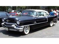 Year : 1956 Make : Cadillac Model : Eldorado Exterior