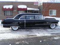 1956 Cadillac Fleetwood Limousine ..68,300 Miles ..365