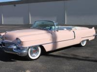 1956 CADILLAC 62 CONVERTIBLE We are proud to present