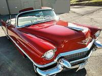 1956 Cadillac Series 62 Convertible For Sale in