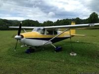 1956 Cessna 182 Straight Tail in excellent condition.