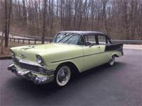 Year : 1956 Make : Chevrolet Model : 210 Exterior Color