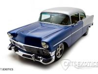 1956 Chevrolet 210 finished in custom blue & silver