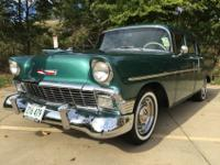 THIS 56 HAS RECENT DEEP and very slick EMRALD GREEN