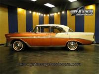 1956 Chevrolet Bel Air that is in very good condition