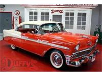 THIS 56 NOT ONLY LOOKS GREAT IT DRIV 1956 Chevrolet Bel