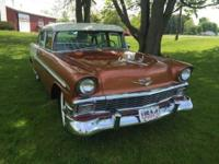 1956 Chevrolet Bel Air (NY) - $23,999 43,000 miles. 4