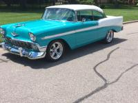 For sale is one of the nicest 1956 Bel Air you will