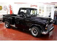 GREAT DRIVING STEPSIDE WITH POWER ST 1956 Chevrolet C10
