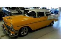 This 1956 Chevrolet Del Ray 210 Post (Stock # P5369) is