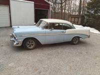 1956 Chevy Bel Air (PA) - $30,000 1956 Chevrolet Bel