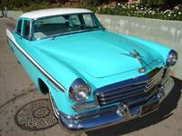 1956 Chrysler Windsor for sale (CA) - $26,000 Beautiful