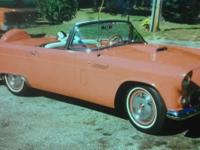 1956 Convertible Thunderbird for sale (New Hampshire) -
