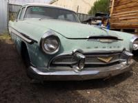 Up for sale is a 1956 Desoto Firedome Sedan with the