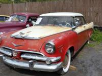1956 Doge 2 Door Sedan Sold As Is - No Guarantees