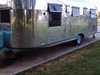 1956 El-Rey TRAVEL TRAILER 20FT. IS IN GREAT CONDITION